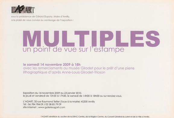 carton, multiples verso, 2010